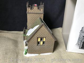 "Dept. 56 Dickens Village ""Sudbury Church"""