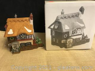 "Dept 56 David Copperfield ""Betsy Trotwoods Cottage"""