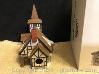 Dept 56 Dickens  Village Old Michaels Church