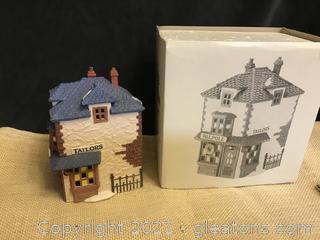 Dept. 56 Dickens Village Walpole Tailors