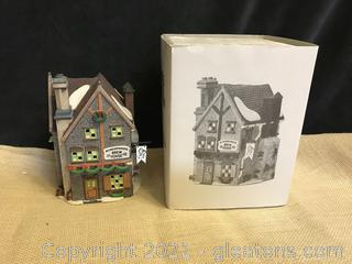 Dept 56 Dickens Village Kingsford Brew House