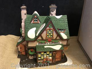 Dept. 56 Dickens Village Quillys Antiques