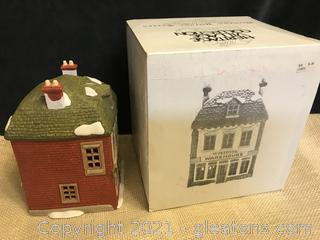 Dept. 56 Dickens Village Fizziwigs Warehouse