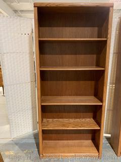 Book Case A Aspen Furniture Co.