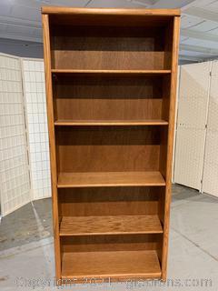 Book Case-B Aspen Furniture Co