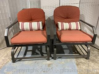 Pair of Outdoor Chairs