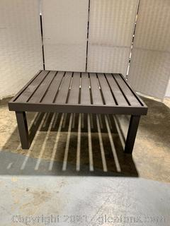 Outdoor Lowboy Coffee Table