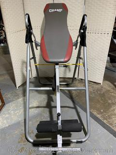 Inversion Therapy Table-Body Champ