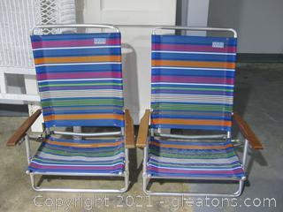 Pair of Rio Beach Chair