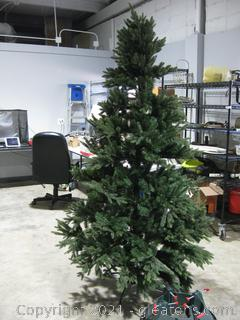 7-Foot Spruce Christmas Tree