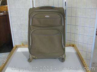 Samsonite Rolling Swiveling Suitcase