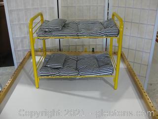 American Girl Twin Bed