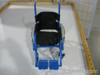American Girl Wheel Chair