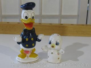 Vintage Porcelain Figurines From Japan