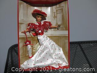 Soda Fountain Barbie (B) Coca-Cola
