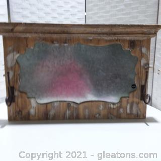 Shabby Chic Magnetic Board