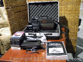 Panasonic VHS Omni Movie PV-420