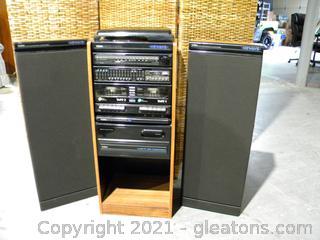 Yorx Newave Speaker System