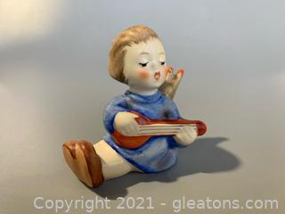 Angel with Lute, #238A