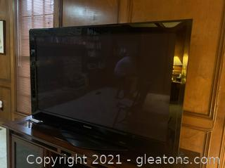 "58"" Panasonic TV"