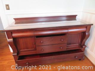 Early 1900's Duncan Phyfe Buffet (located in house)