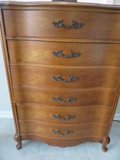 Vintage Bassett Chest of Drawers (located in Event Center)