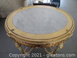 Louis the 14th Table (Replica) (located in Event Center)