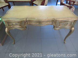 Weiman French Guilded Writing Desk (located in Event Center)
