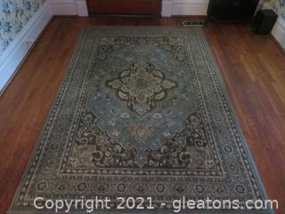 Gorgeous Surya Rug-Blues (located in House)