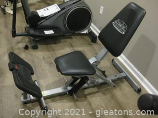 Thane Fitness Bun and Thigh Isolator