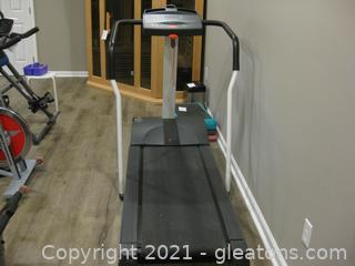 Precor Treadmill (GFX) (Ground Effects)