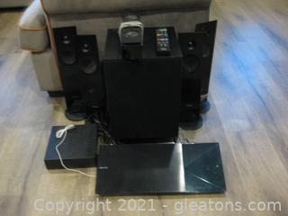 Sony Blu-Ray Home Theatre System. Model HBD-N7100W