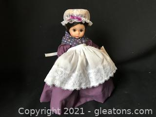 "Madam Alexander ""Marmie 8"" doll with box"