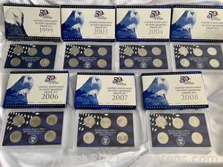 50 State Quarters Proof Set