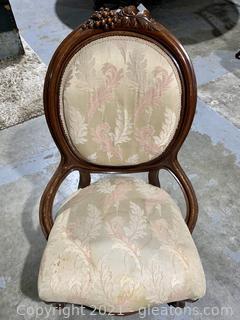 Victorian Grape Vine Chair