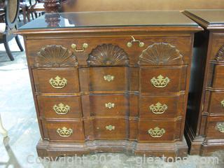Mahogany Chest of Drawers (A)