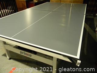 Prince Tournament 6800 Tennis Table