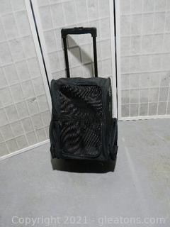 Rolling Pet Backpack