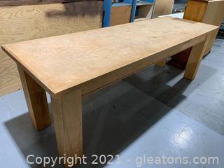 Crafting/Display Table
