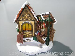 Bavarian Christmas Market #1098D