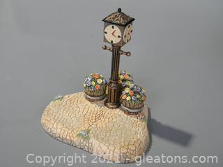 Clock Tower , #1056-D