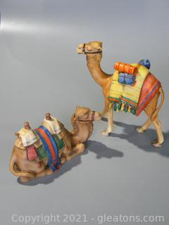 Hummel Nativity Camel Set