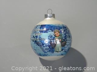 Christmas Angel Ornament , #301