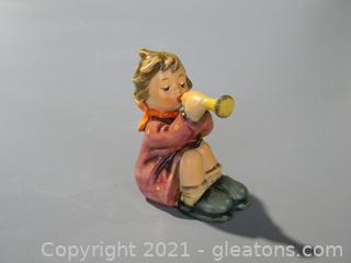 Girl with Trumpet, 391