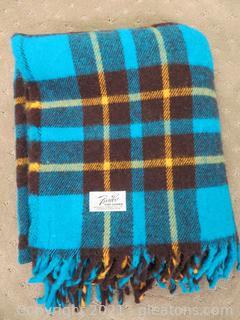 Three Beautiful Vintage Blankets