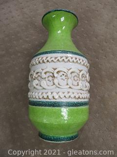 Italian Mid Century Art Pottery Vase