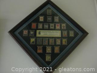 Centennial Olympic Games Poster Pin Collection