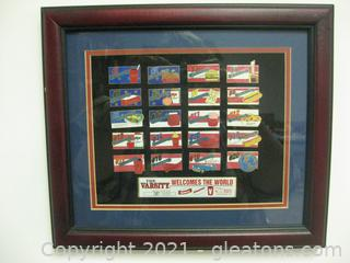 The Varsity 1996 Atlantic Olympics Pin Set (20)