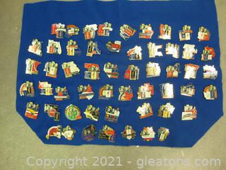 54 PC Set of Atlanta Olympic Games Pins