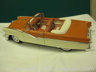 Die Cast-1:18-Scale Ford Fairlane